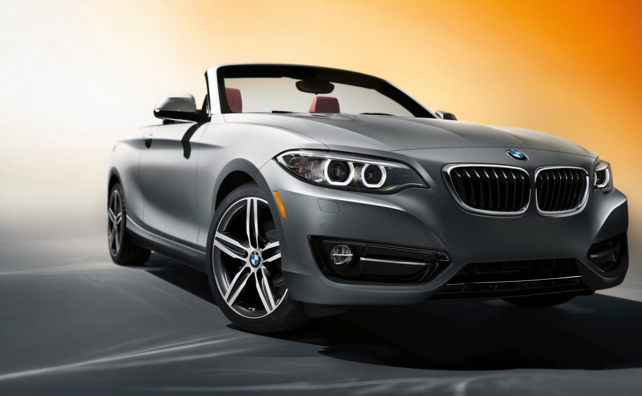 BMW 2 Series Convertible Media Gallery