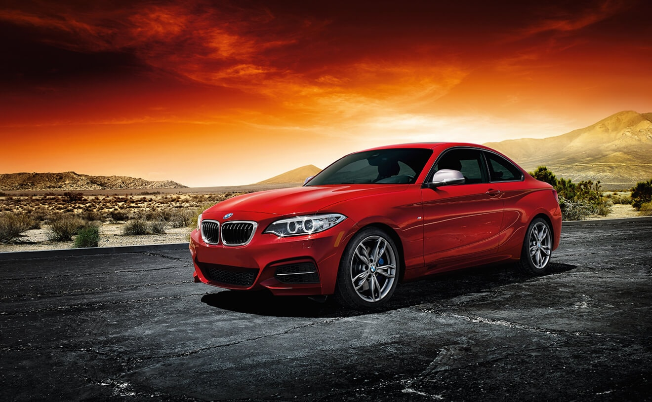 Bmw 2 Series Coupe Media Gallery Bmw North America