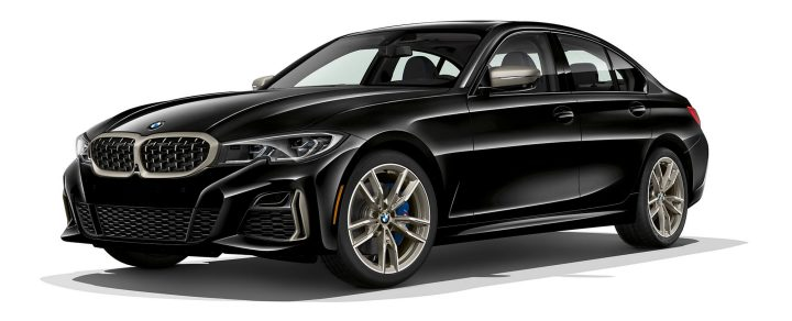 Lower Sleeker And Perched On A Wider Stance The Striking Presence Of All New Bmw 3 Series Presents Standard For Modern Sports Sedan