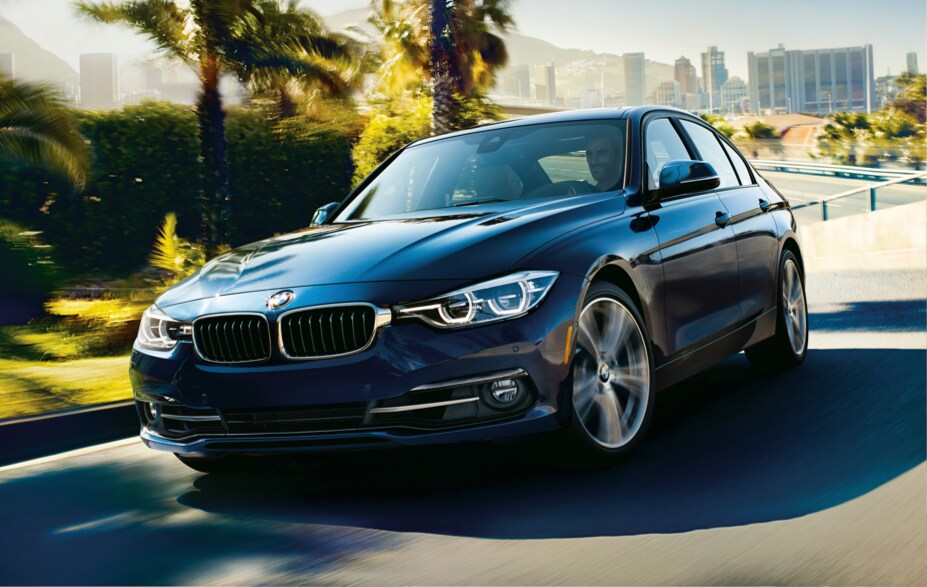 BMW Series Sedan Model Overview BMW North Amer - Bmw 3 series features