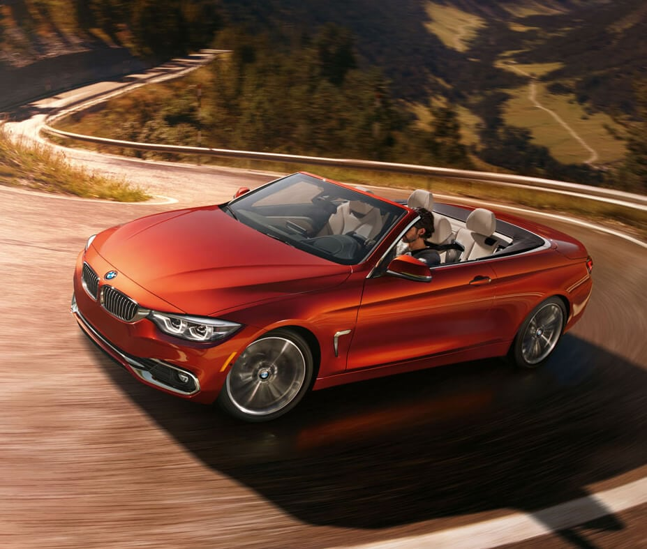 BMW 4 Series Convertible Model Overview