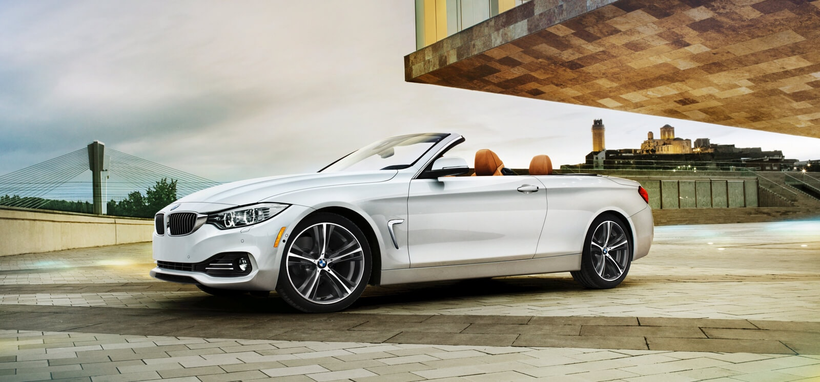 Bmw 4 Series Convertible Model Overview Bmw North America