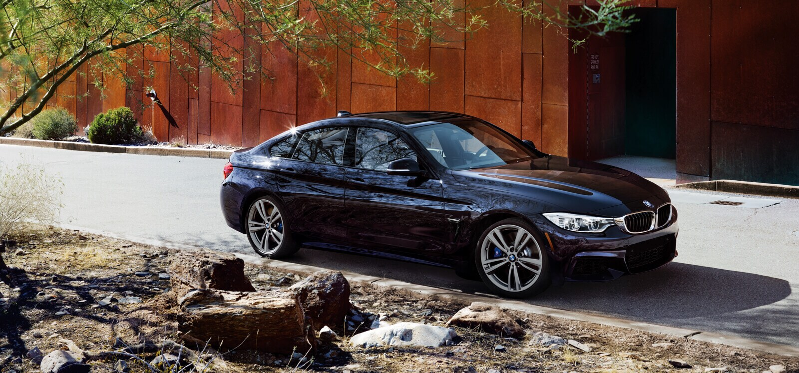 Bmw 4 Series Gran Coupe Model Overview Bmw North America