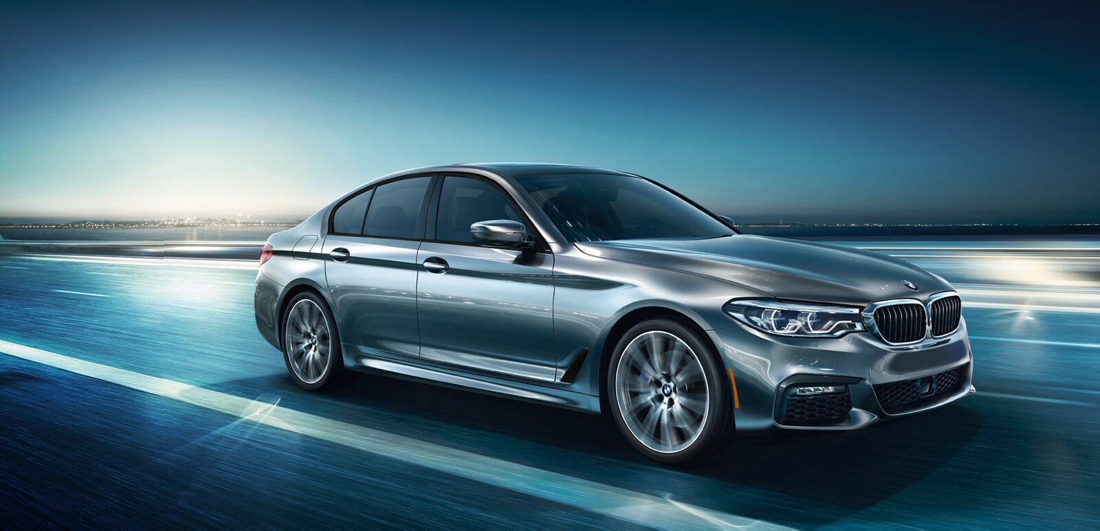 BMW 5 Series Sedan – BMW USA
