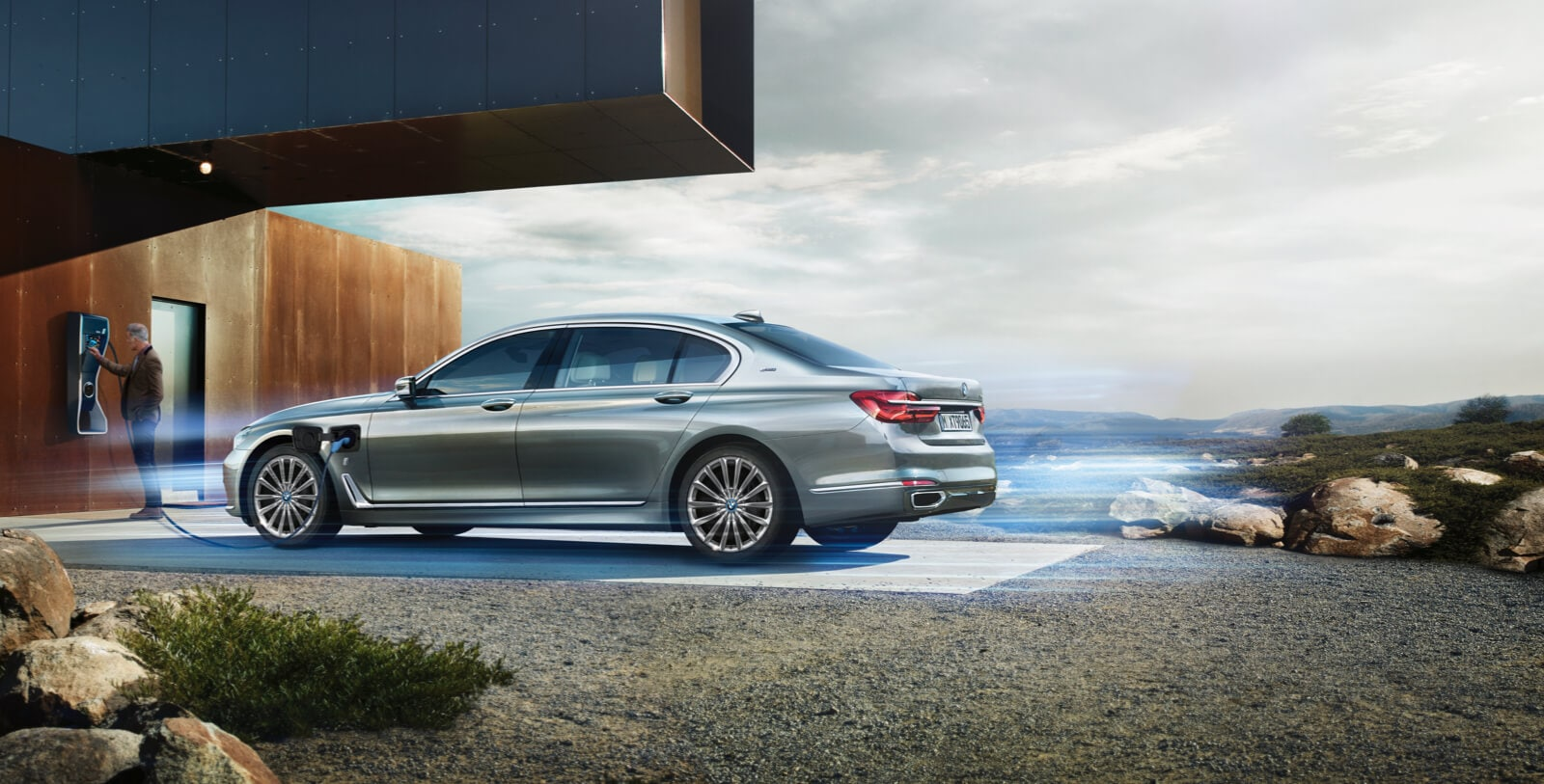 Bay Area BMW 7 Series