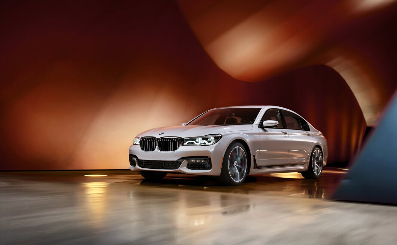 The Bmw 7 Series Sedan Bmw Usa
