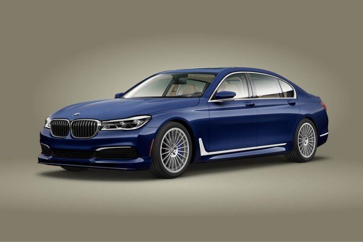 BMW Series Sedan Model Overview BMW USA - Bmw alpina 7 series