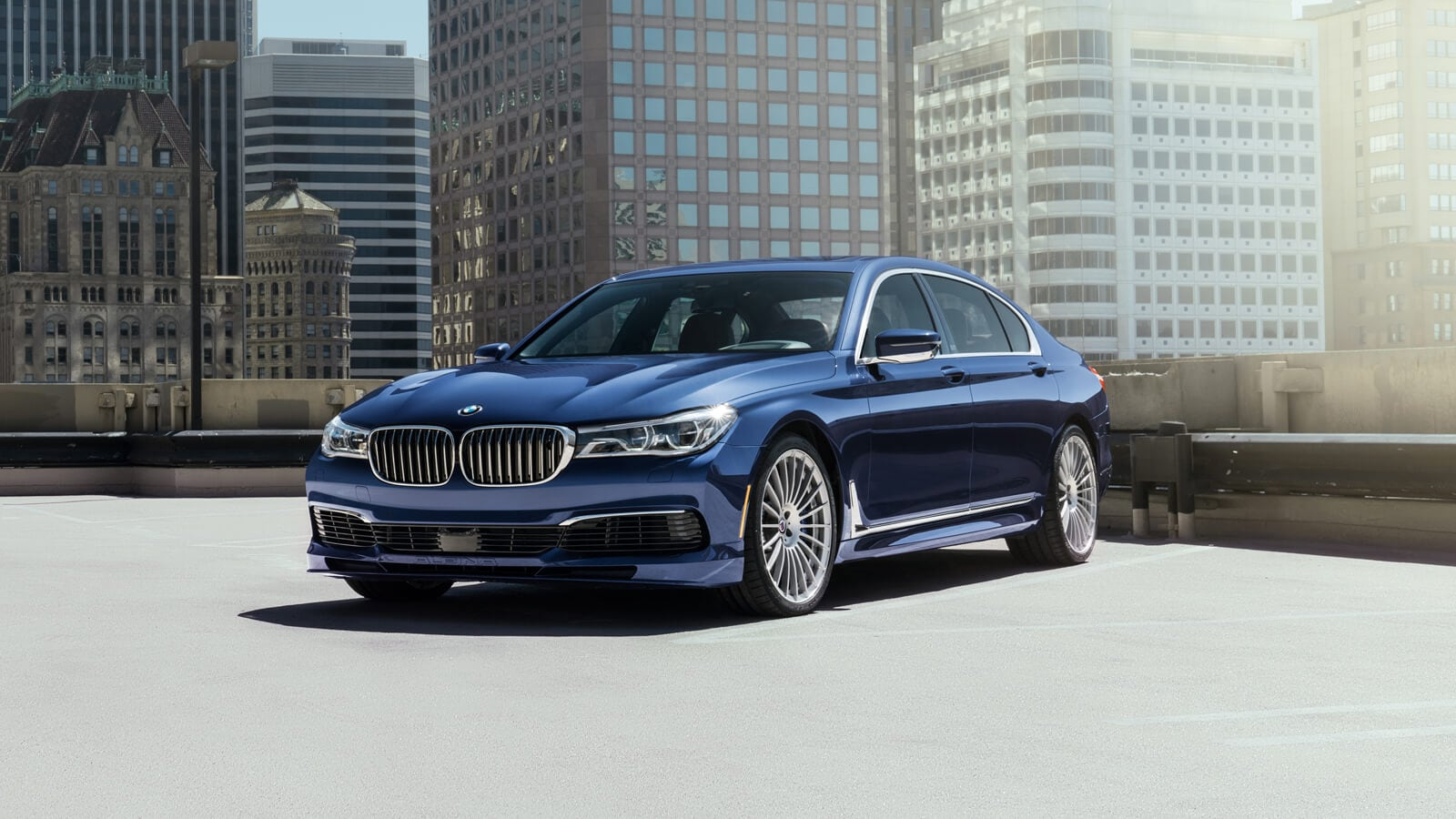 BMW Performance Driving School >> BMW 7 Series Sedan – Gallery – BMW USA
