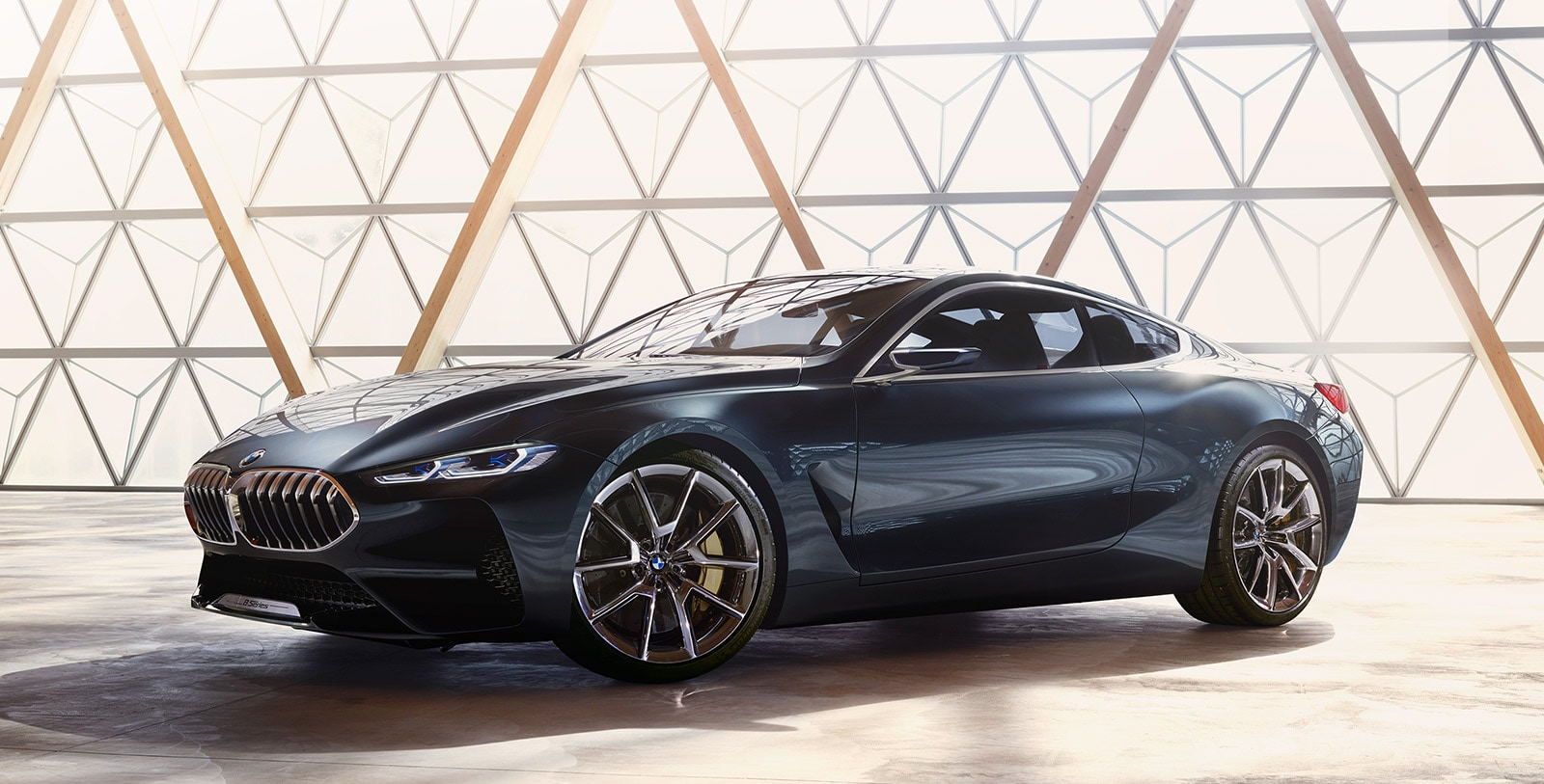 BMW 8 Series Overview - BMW North America