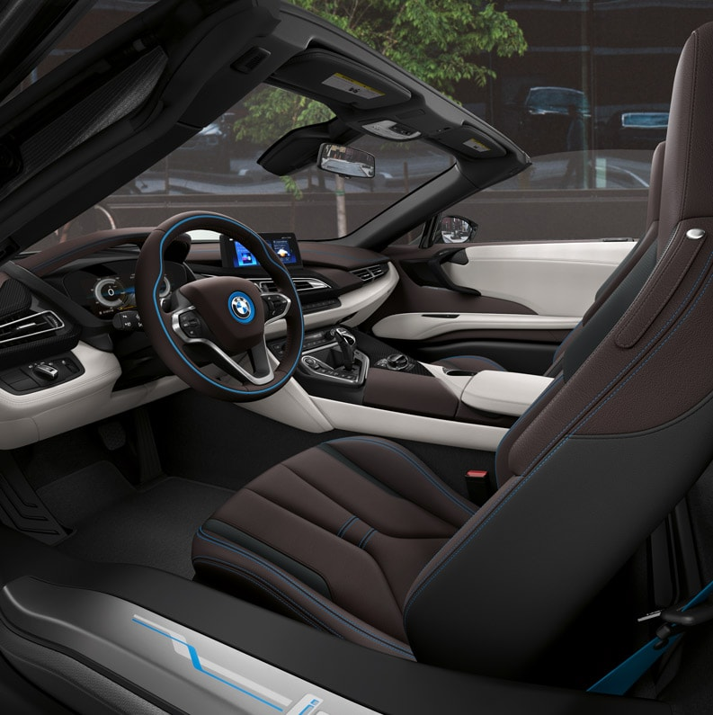 מיוחדים BMW i8 Coupe and i8 Roadster – BMW USA OY-61