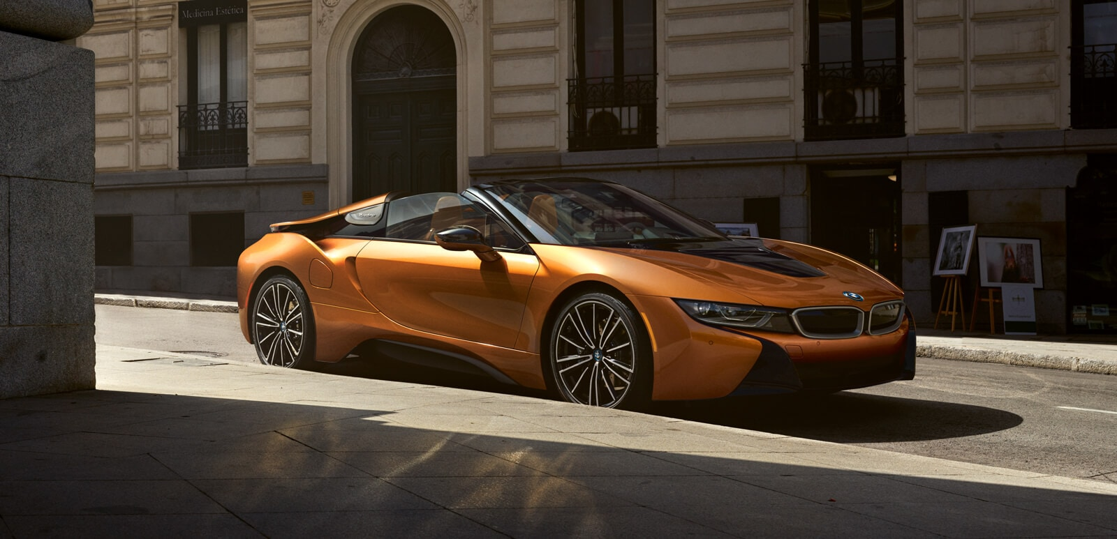 Bmw North America >> Bmw I8 Model Overview Bmw North America