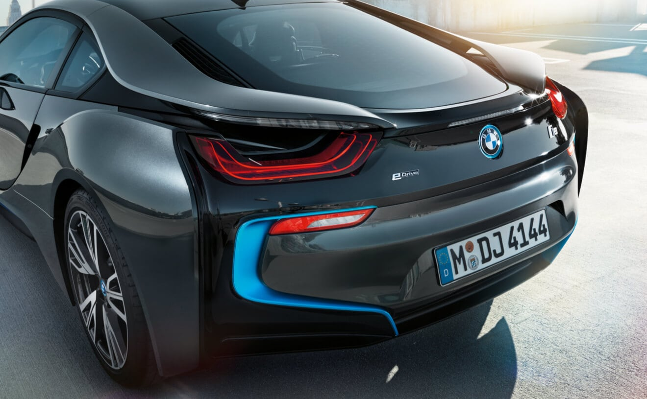 Bmw I8 Model Overview Bmw North America
