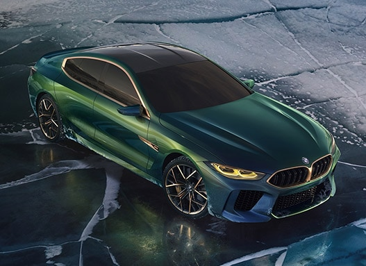 BMW M8 Gran Coupe - Concept Vehicle - BMW North America