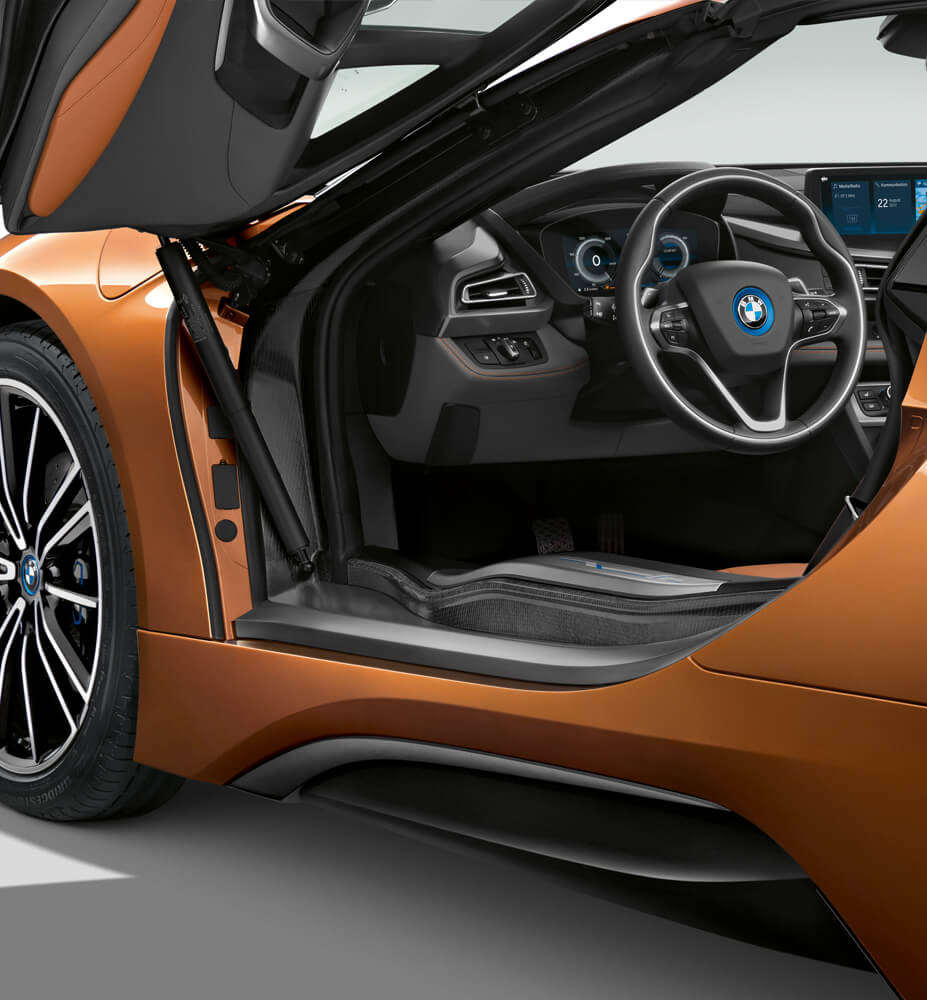 Bmw Roadster: The BMW I8 Roadster