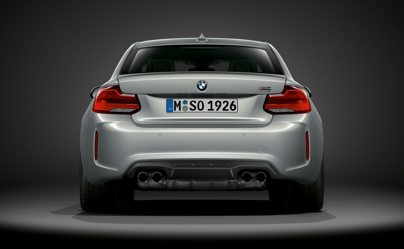 BMW European Delivery >> BMW M2 Competition Coupe - Gallery - BMW USA