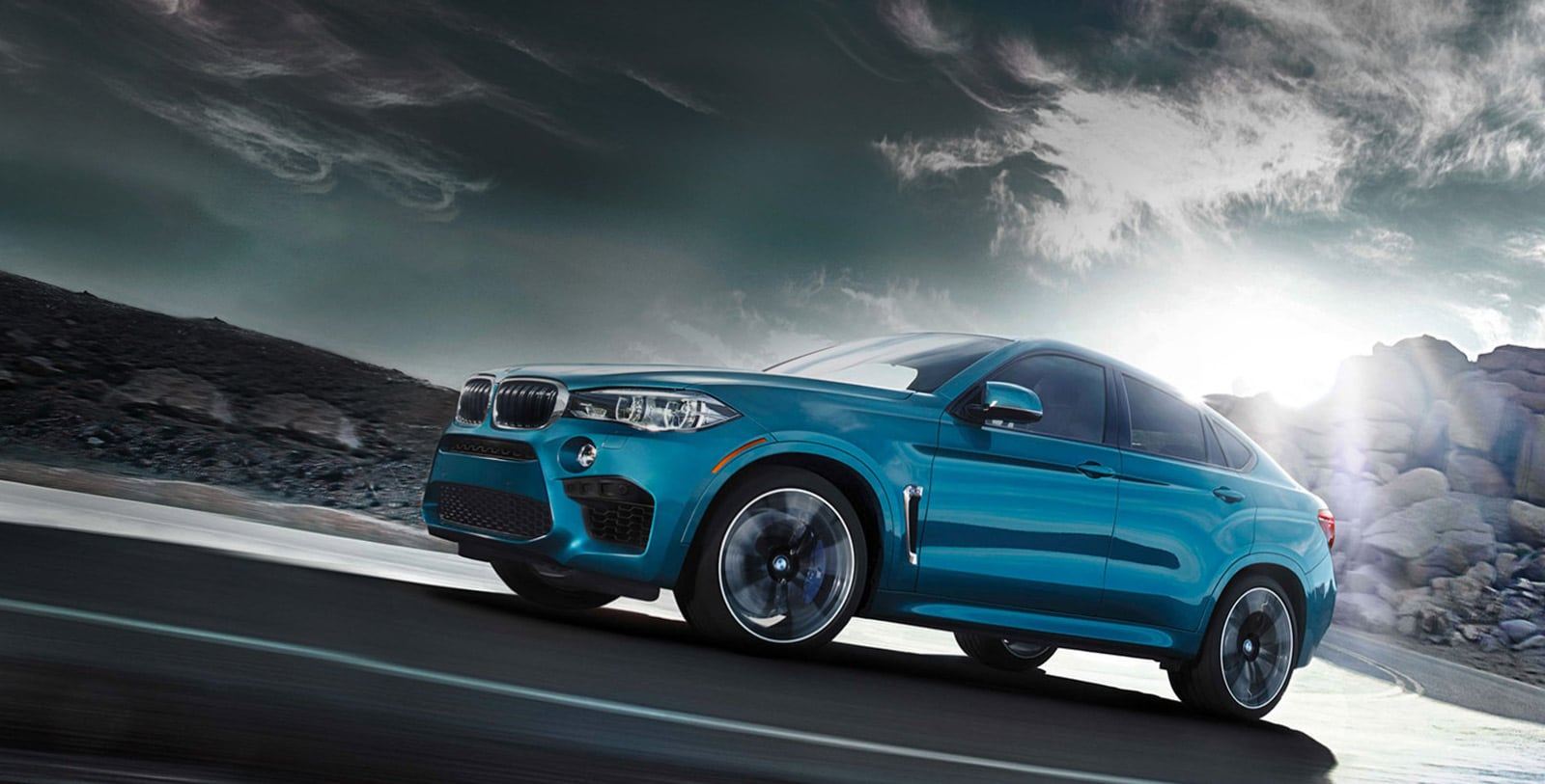 Bmw X6 M Sports Activity Coupe Bmw Usa