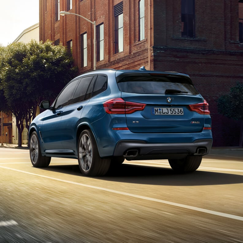 BMW X3 Sports Activity Vehicle Overview – BMW USA