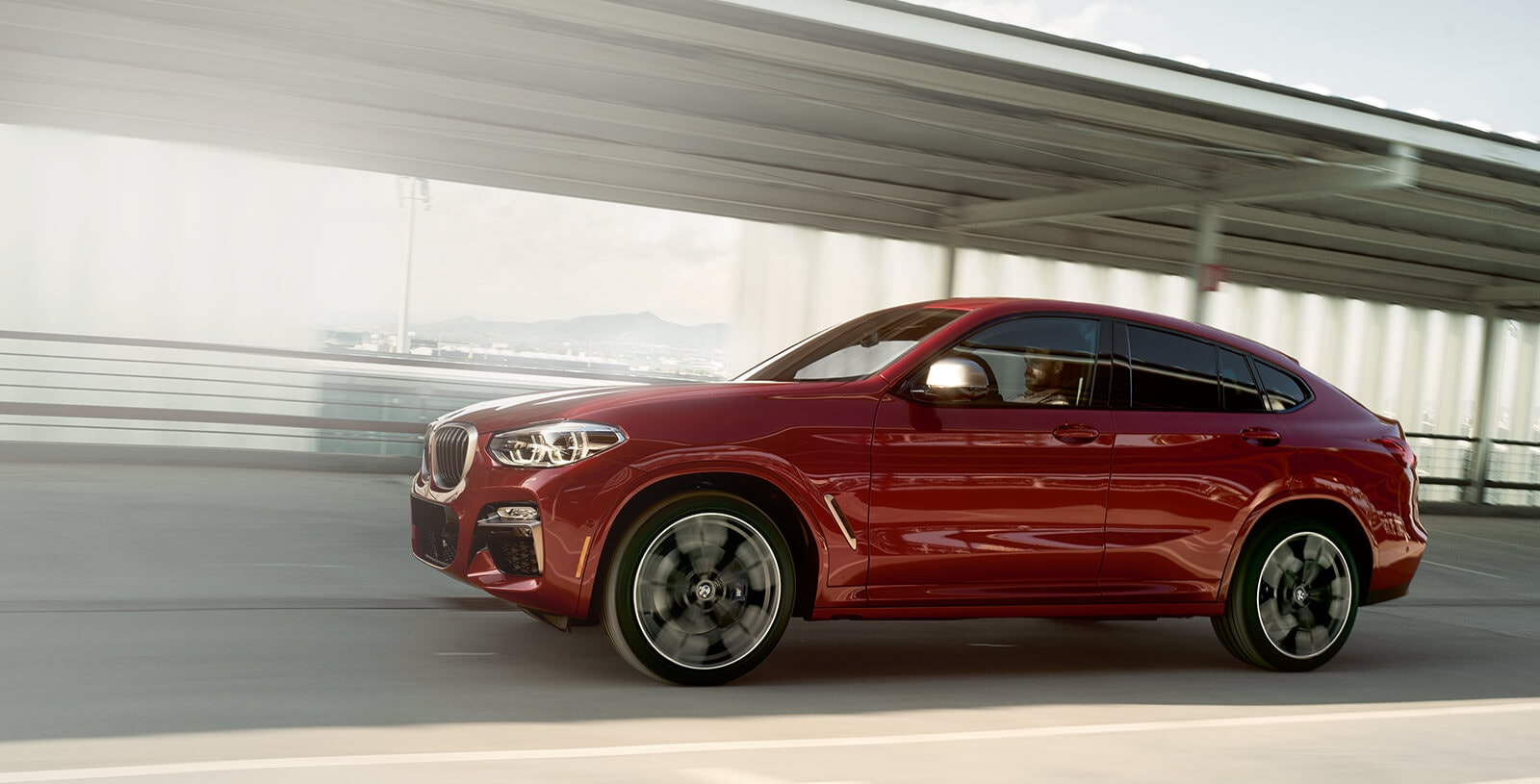bmw x4 sports activity coupe  u00ae - model overview