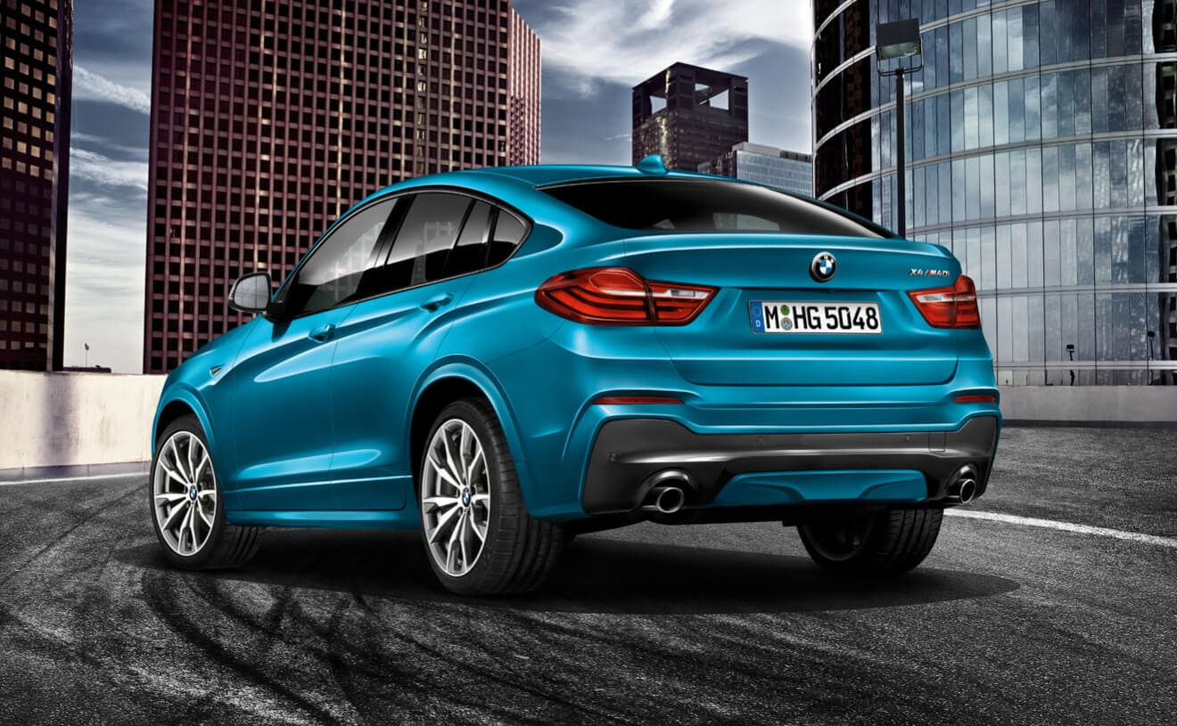 Bmw X4 Media Gallery Bmw North America