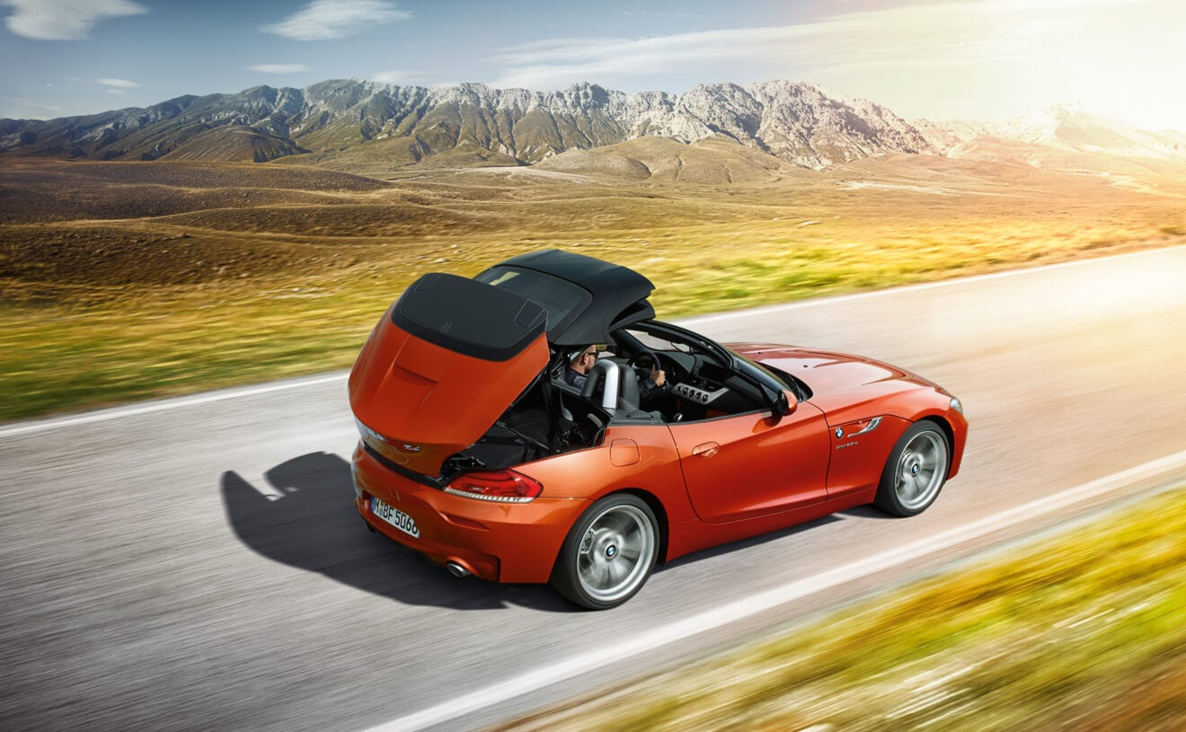 Bmw Z4 Roadster Media Gallery Bmw North America