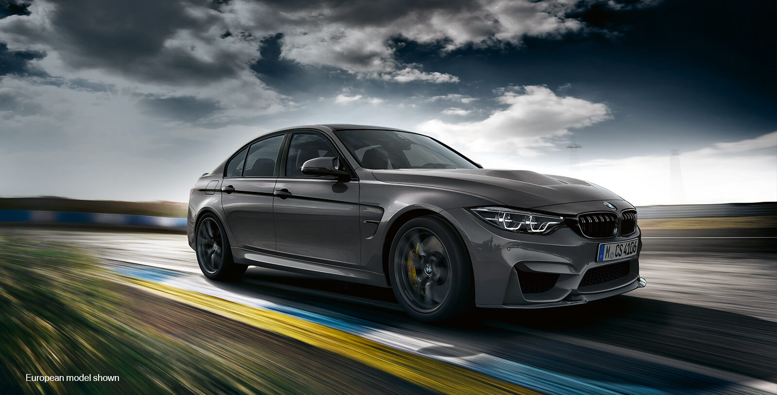 The Bmw M3 Cs Limited Edition Vehicle Bmw Usa