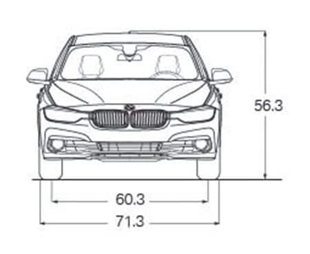 BMW 340i xDrive Sedan - Features & Specifications