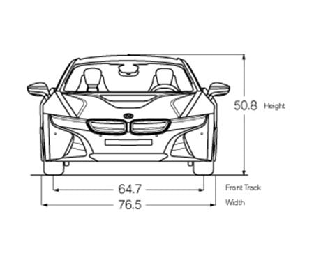Bmw I8 Features Specifications Bmw Usa